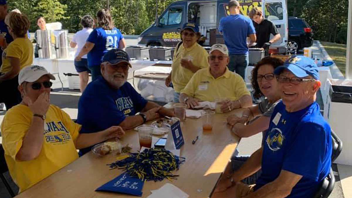 University of Delaware Raleigh Durham Alumni Club events